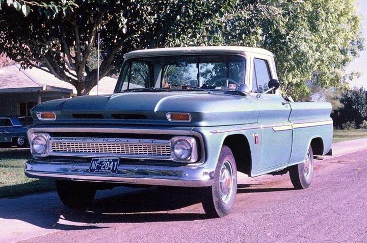 64 Chevrolet Apache C10 Truck Restored 2 No Car No Fun Muscle