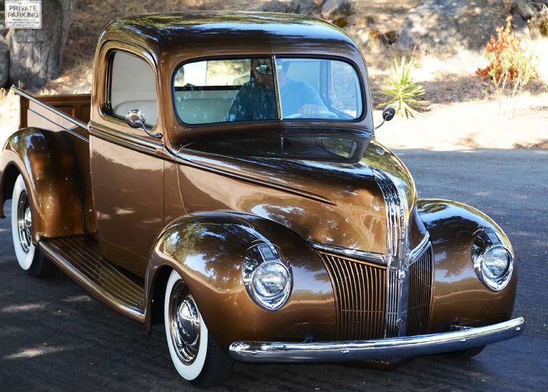 1941 Ford Pickup Hot Rod Trucks