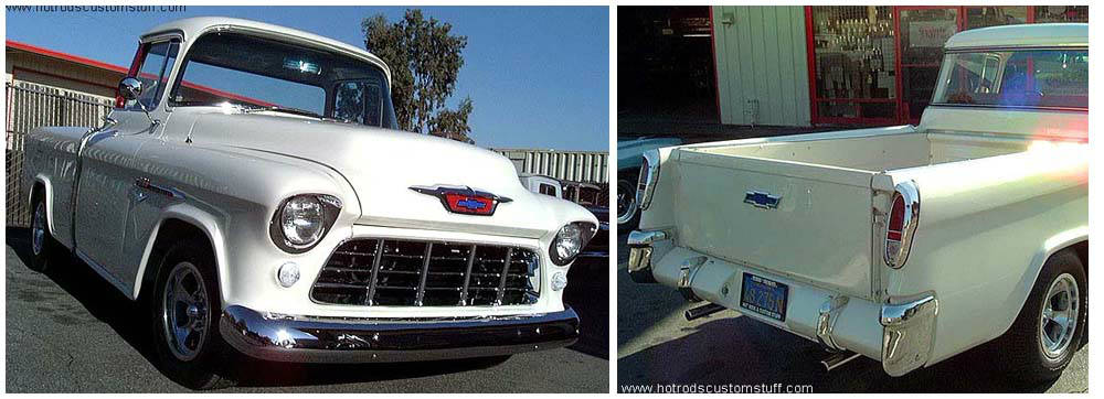 1955 Chevrolet Cameo Truck
