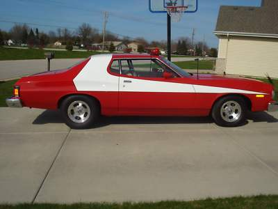 1973 Gran Torino For Sale Craigslist >> Starsky And Hutch Ford Gran Torino For Sale. BangShift Com EBay Find: This Starsky And Hutch ...
