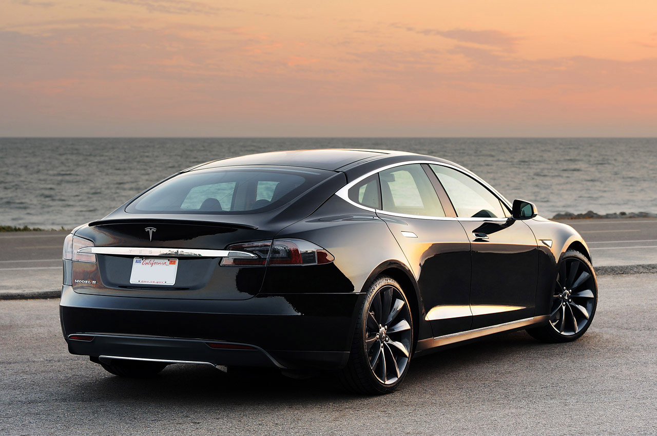 Tesla Model S NO Car NO Fun Muscle Cars And Power Cars - 2012 tesla model s