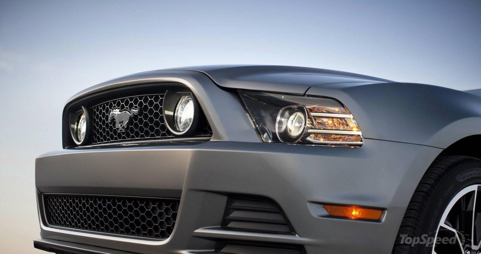 The Thunderbirds Edition 2014 Ford Mustang GT in BriefNO Car NO Fun