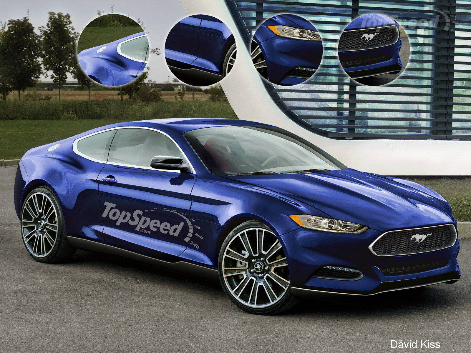 the history of ford with the new 2015 mustang no car no fun muscle cars and power cars no. Black Bedroom Furniture Sets. Home Design Ideas