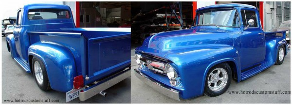 `56 Ford F-100 Truck