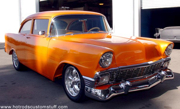 `56 Chevrolet Powered by ZZ-502 Big-block 2