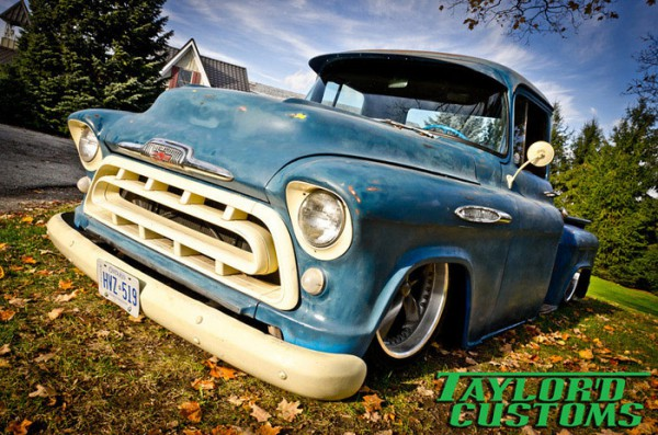 57 Chevy 3200 by Taylor