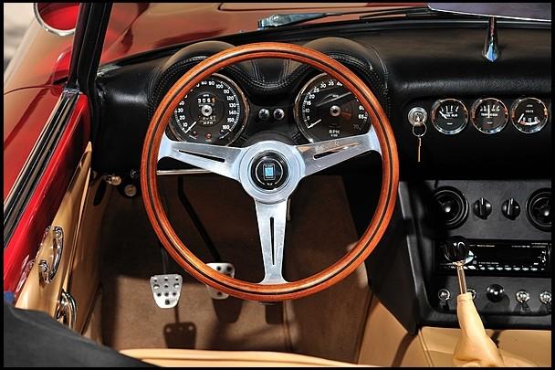 Ferrari California Replica Ferris Bueller Dashboard 07 No Car No