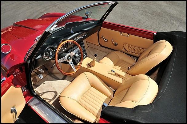 Ferrari California Replica Ferris Bueller Interior No Car No Fun