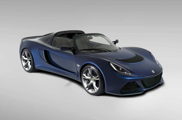 Lotus Exiges Roadster