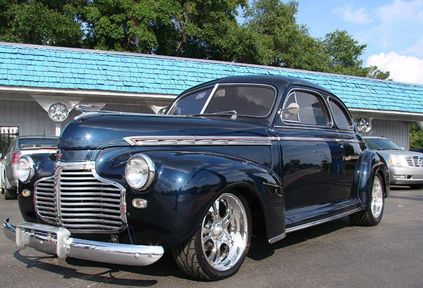 1941 Chevy - NO Car NO Fun! Muscle Cars and Power Cars! |