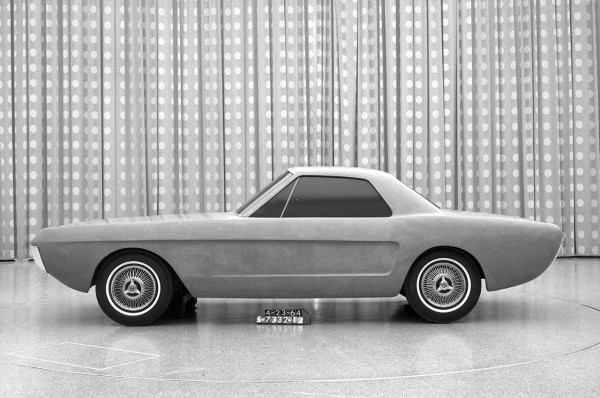 1964 Two-Seater Concept