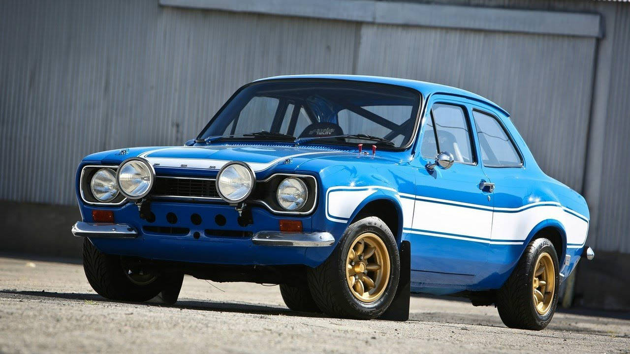 Ford Escort Mk1 Rs 1600 For Sale