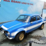 Ford escort fast and furious 6