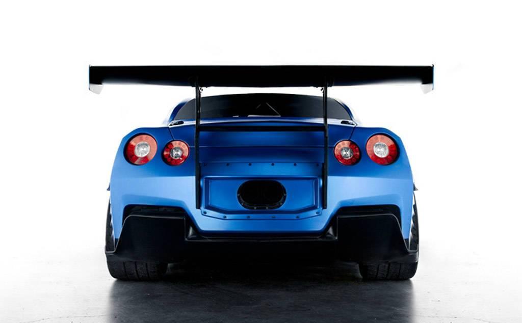 Exceptional 2012 Bensopra Nissan Skyline GT R 6