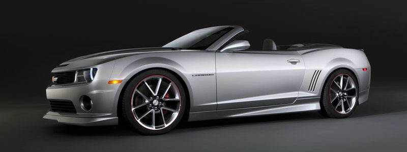 2012 Chevrolet Camaro Synergy Series Convertible No Car No