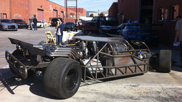 Fast And Furious  Ramp Car For Sale