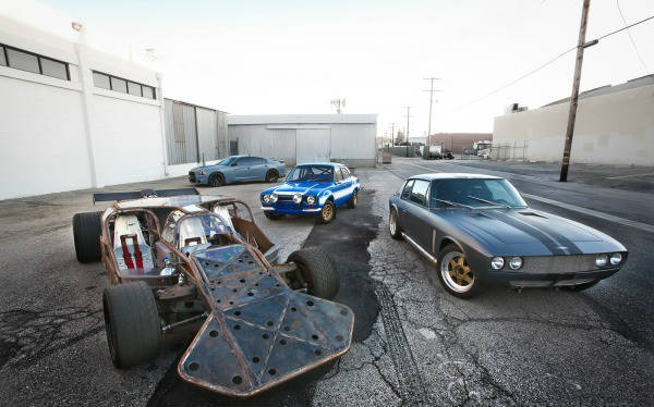 2012 F1 Custom Ramp Car 4 No Car No Fun Muscle Cars And