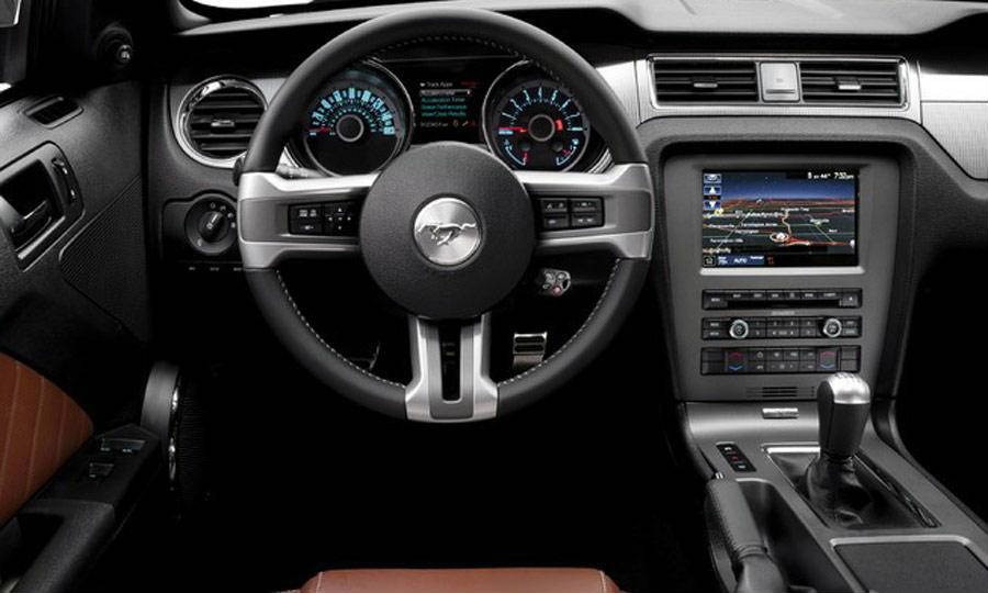 report on 2014 ford mustang no car no fun muscle cars and. Black Bedroom Furniture Sets. Home Design Ideas