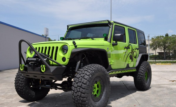 Spike S Tactical S Jeep Wrangler No Car No Fun Muscle Cars And