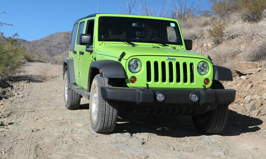 jeep wrangler produced in a million units no car no fun muscle cars and power cars no car no. Black Bedroom Furniture Sets. Home Design Ideas