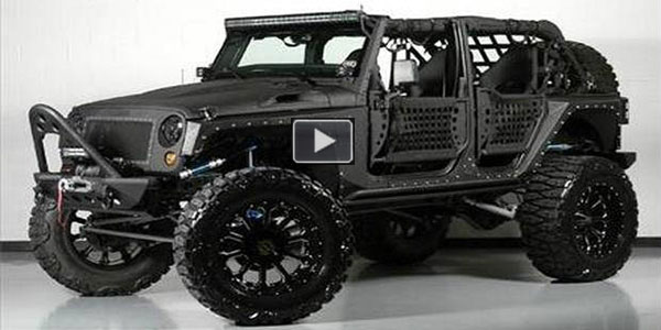 Take A Look 100k Starwood Motors Jeep Wrangler Beast No Car No Fun Muscle Cars And Power