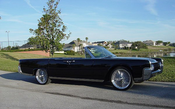 lincoln continental under a total restoration no car no fun muscle cars and power cars no. Black Bedroom Furniture Sets. Home Design Ideas
