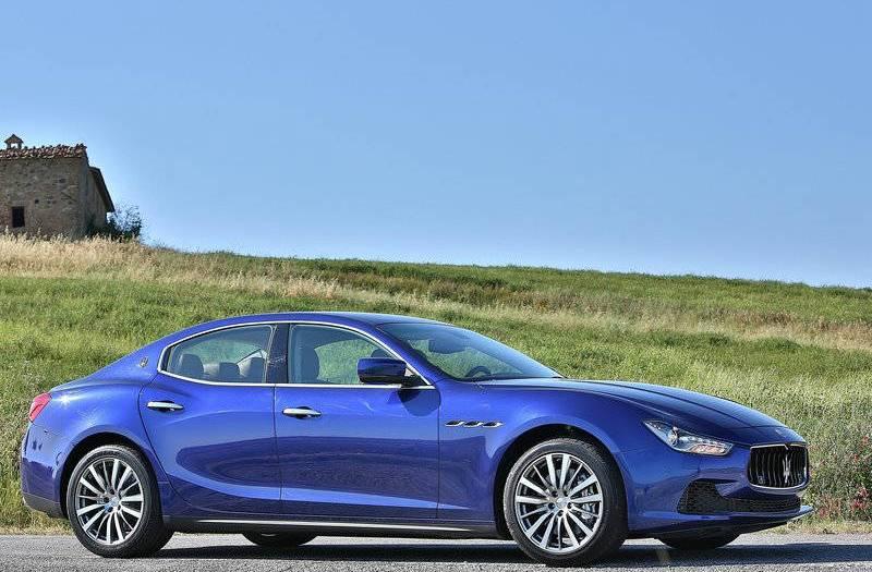 Maserati-Ghibli-4 - NO Car NO Fun! Muscle Cars and Power Cars! |