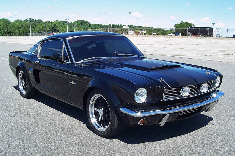 The Nic Cage Driven Gone In 60 Seconds Eleanor Mustang