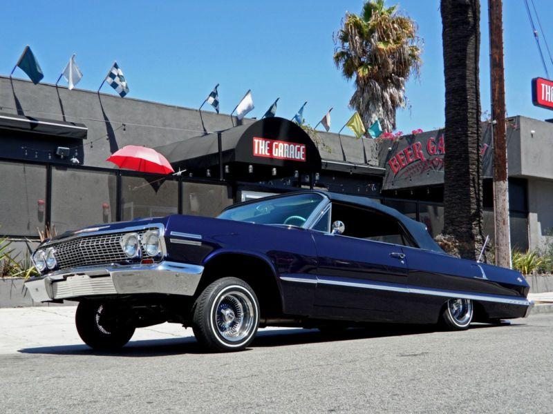 Kobe Bryant Put His 1963 Impala Lowrider on eBay! - NO Car NO Fun ...