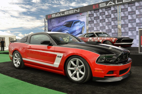 2014 Saleen Follmer Edition Mustang