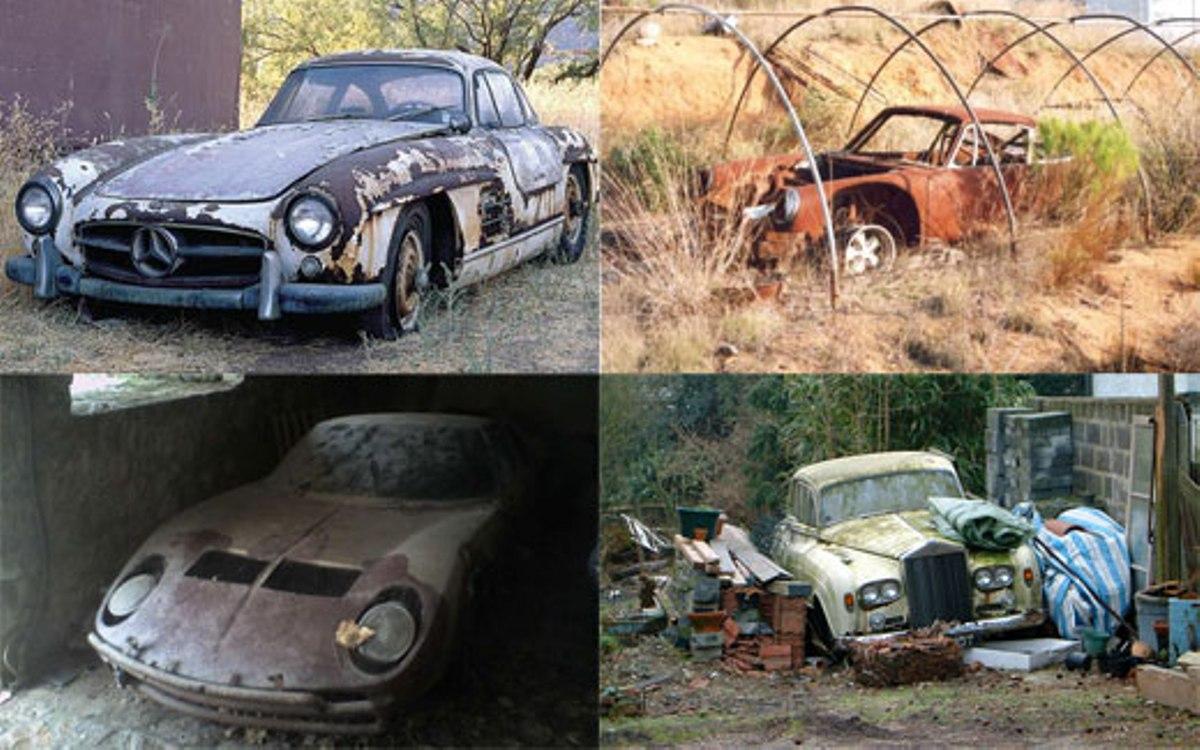 Video Abandoned Precious Cars No Car No Fun Muscle