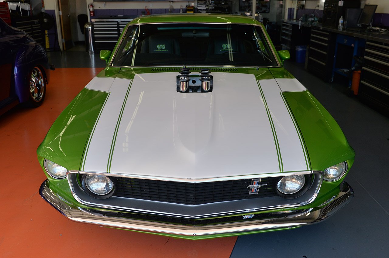 Galpin Ford 6 No Car No Fun Muscle Cars And Power Cars