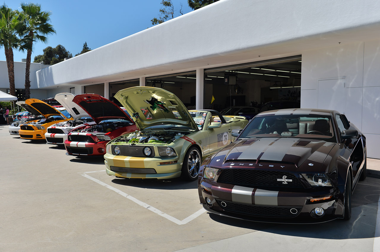 Galpin Ford S Second Annual Car Show No Car No Fun Muscle Cars And Power Cars