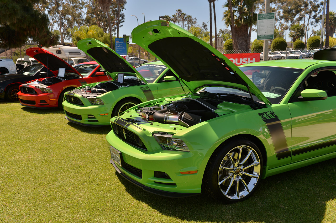 Southern Motors Acura >> Mustangs-Queen-Mary-Show (9) - NO Car NO Fun! Muscle Cars ...
