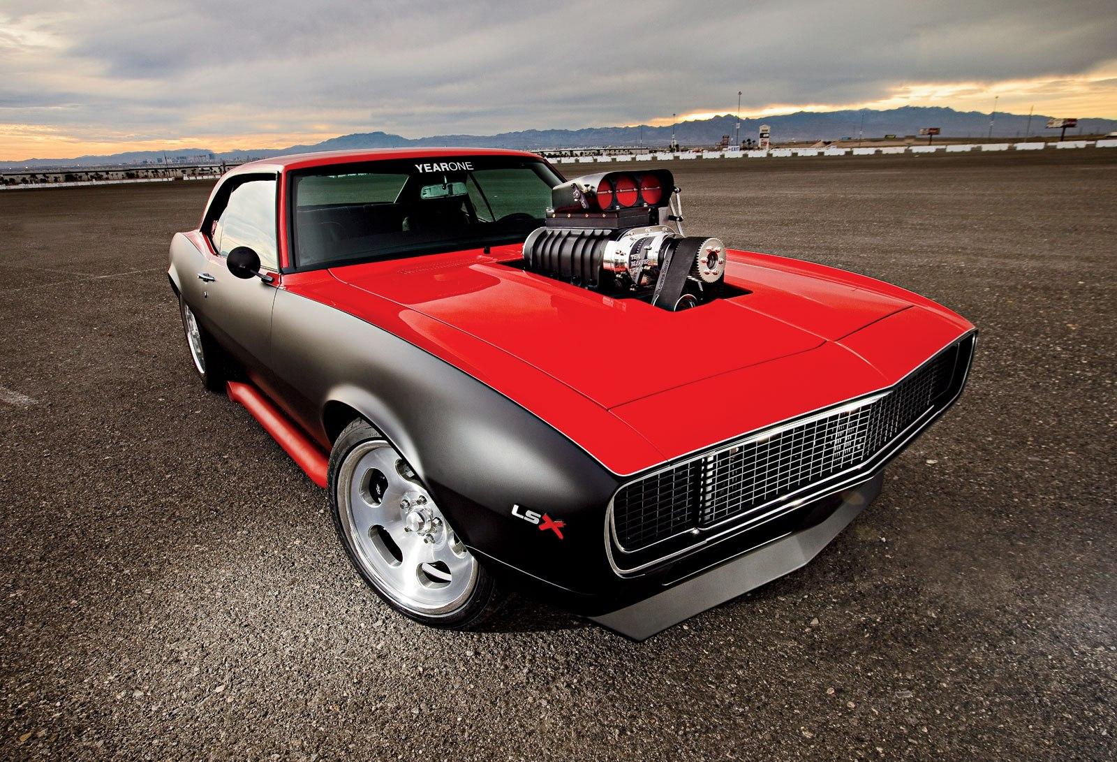 Hot Rod Intervention The Cherry Bomb 68 Camaro No Car No