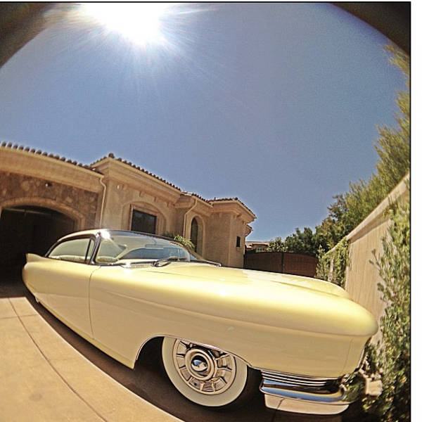 Travis Barker Cadillac 600x600 No Car No Fun Muscle