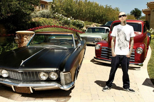 Travis Barker`s Vehicle Collection