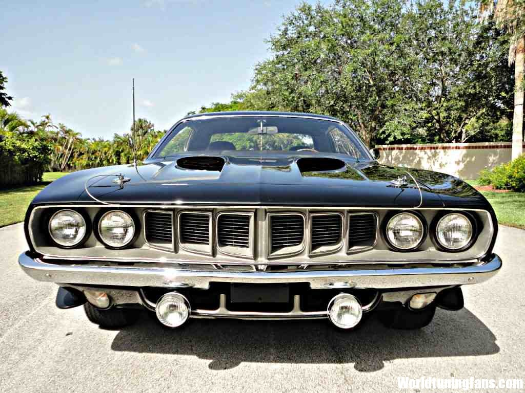 1971 plymouth barracuda this vehicle includes super track performance and handling pack a hemi suspension setup a dana 60 rear end power front disc