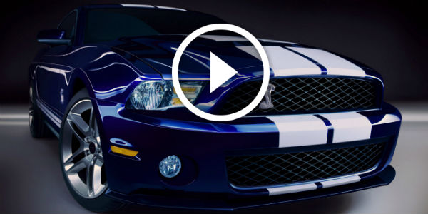 Video: Classic GT 350 and GT500 Mustangs!
