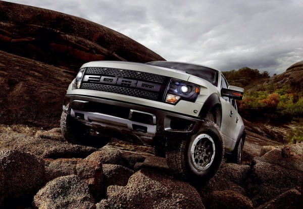2013 Shelby Ford F-150 SVT Raptor