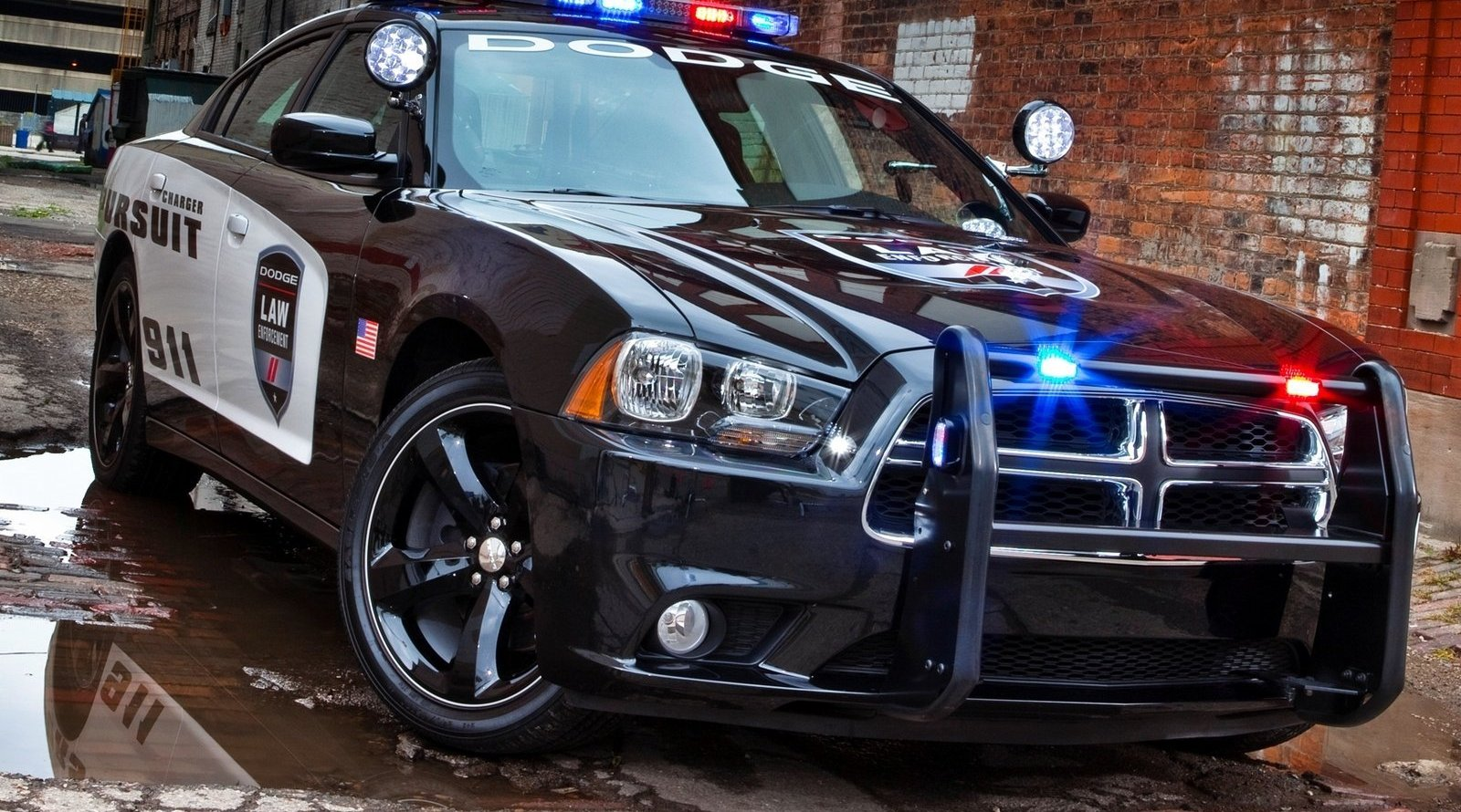 2014-Dodge-Charger-Pursuit-3 - NO Car NO Fun! Muscle Cars and Power ...