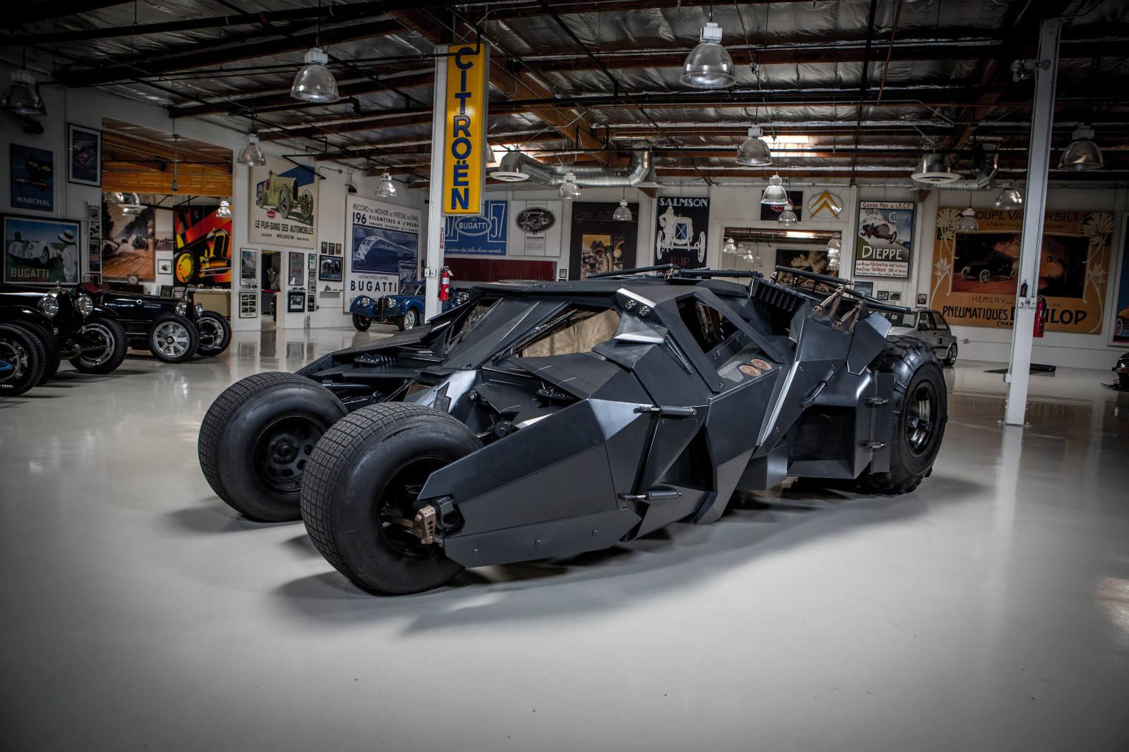 Batmobile 2 No Car No Fun Muscle Cars And Power Cars