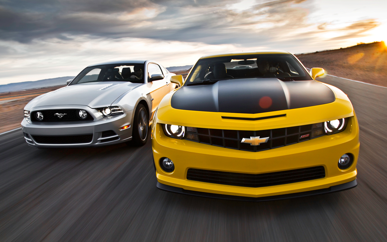 Chevrolet Camaro SS 1LE vs Ford Mustang GT 6  NO Car NO Fun