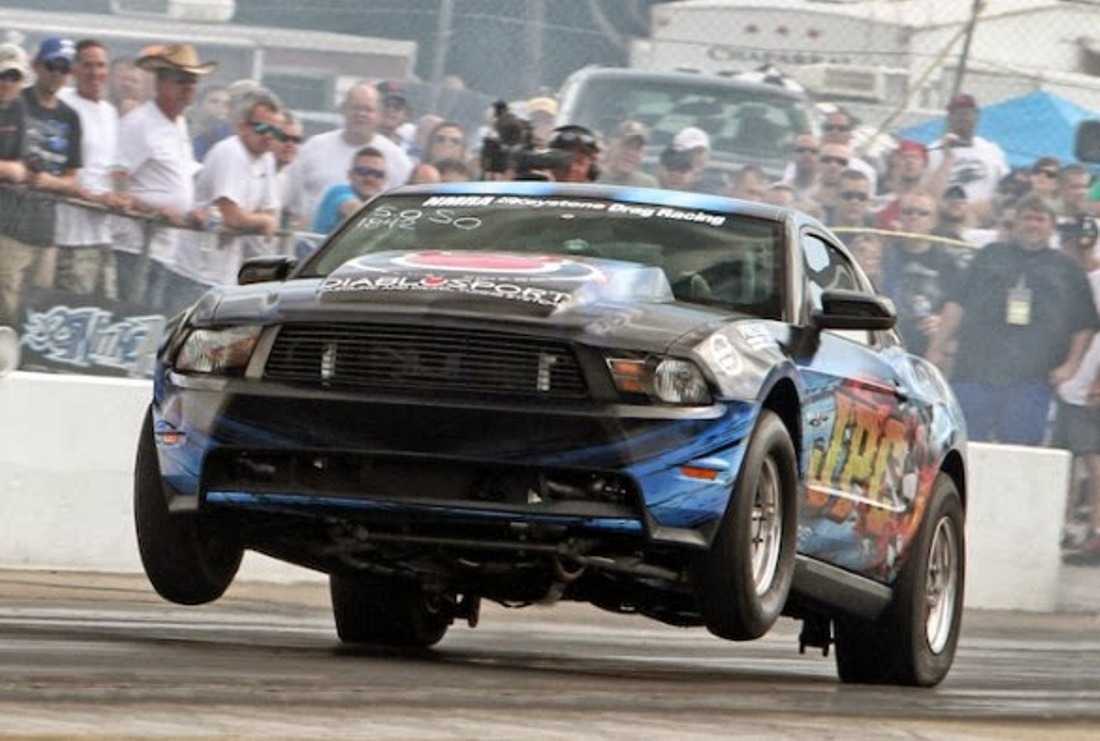 Jpc Racing Claims First 2011 Mustang 5 0 In The 7s No