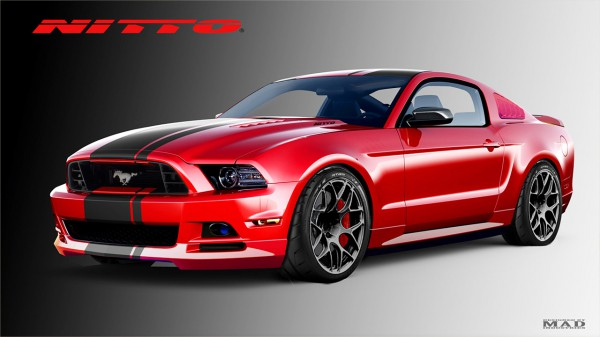Mustang by Nitto Tire