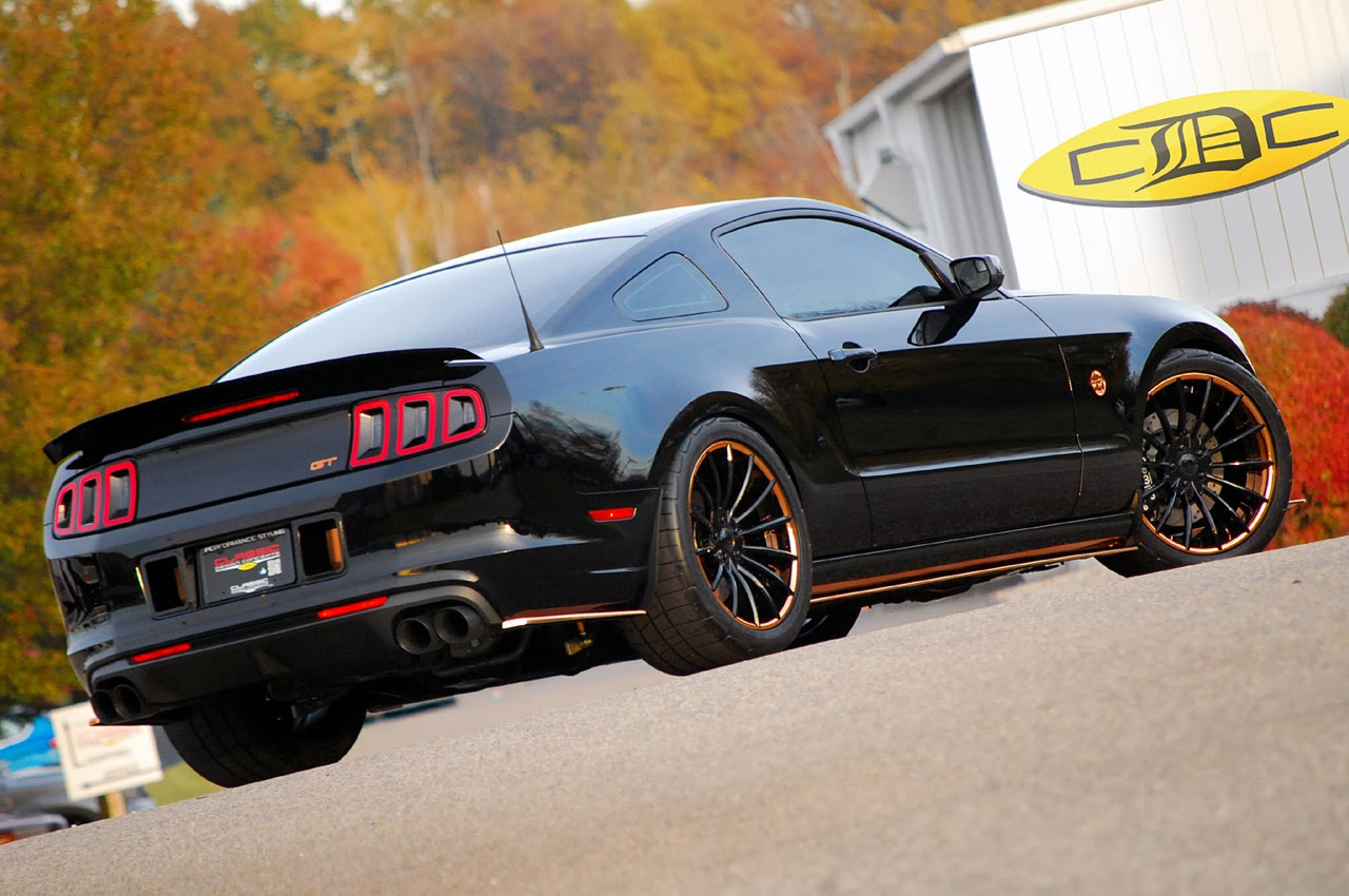 2014 Ford Mustang Gt By Classic Design Concepts Bad Penny