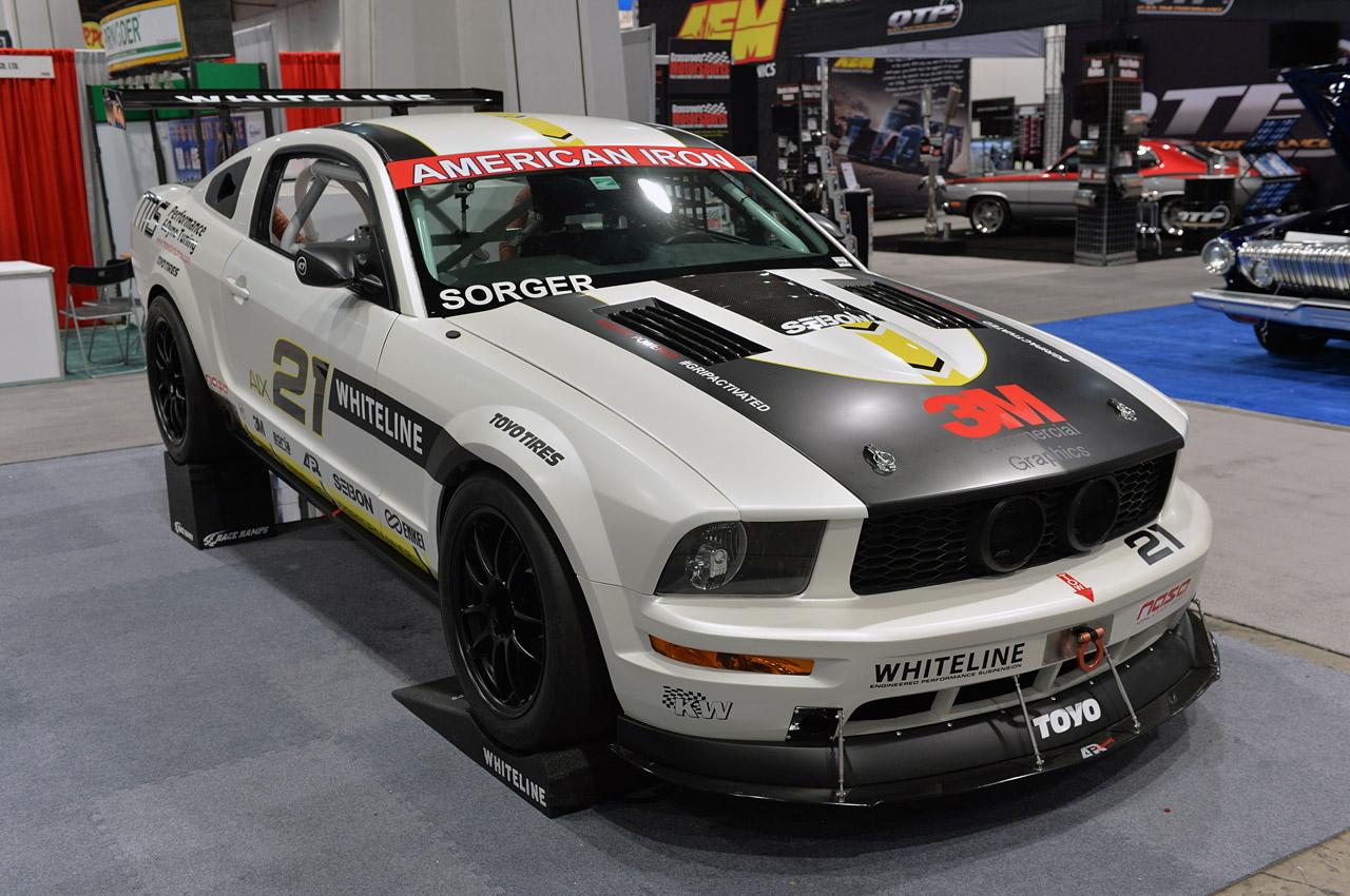 Nascar Mustang Cars