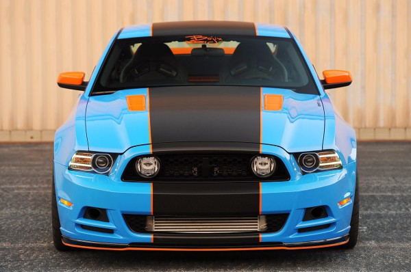 2013 Ford Mustang GT.Bojix Design13