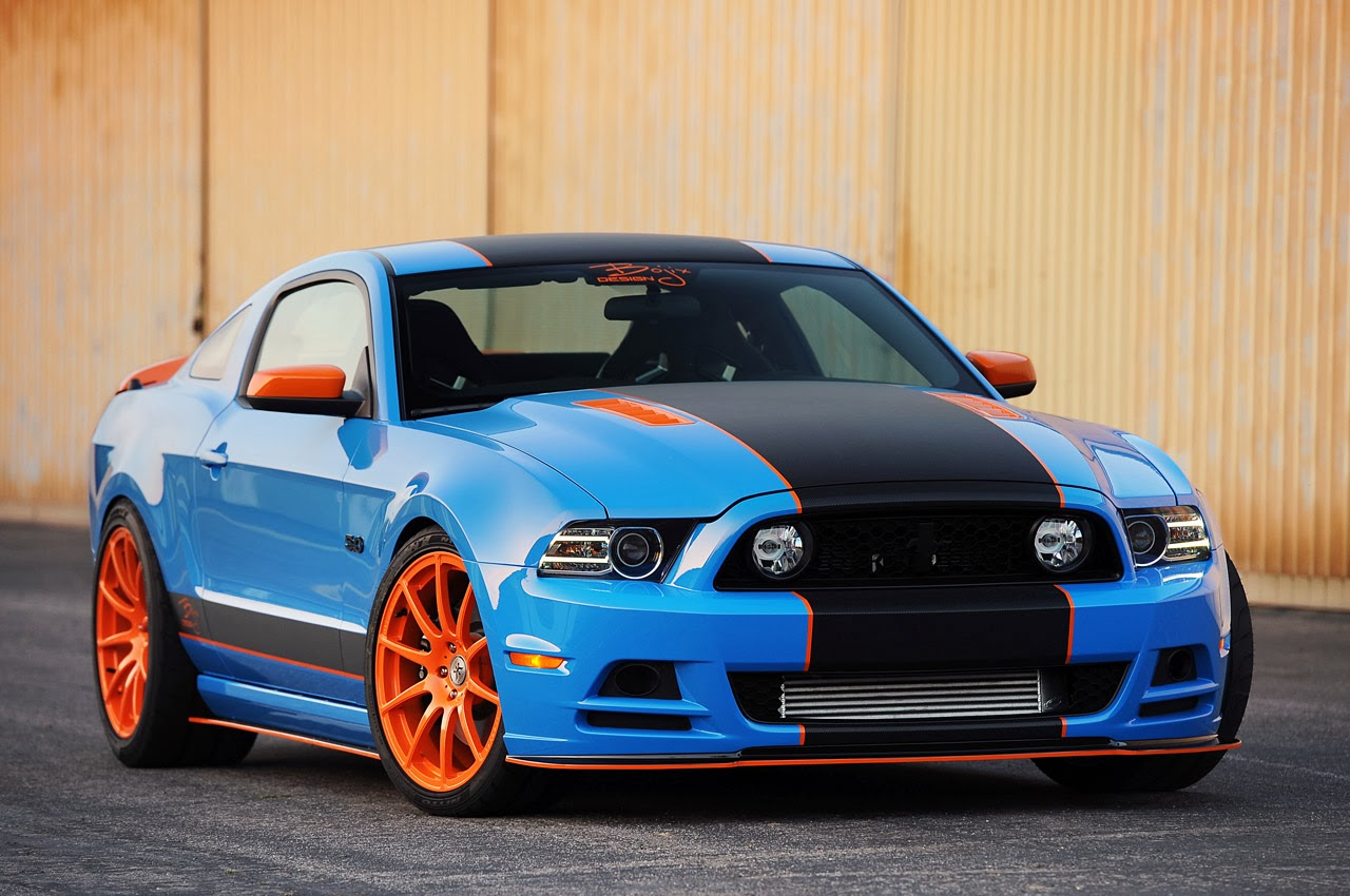 Ford Mustang Gt Bojix Design No Car No Fun Muscle Cars And Power Cars