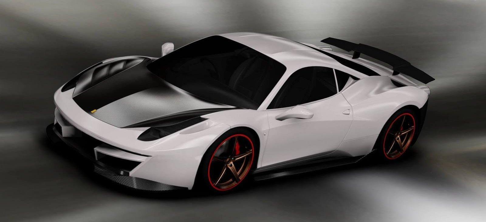 Marvelous 2014 Ferrari 458